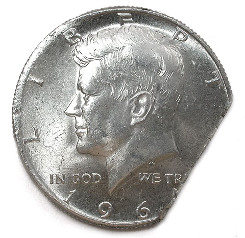 Error Coin Examples : Jim's Coins and Stamps